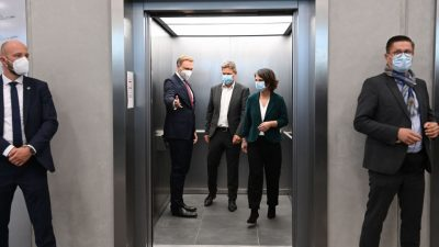 FDP stimmt über Verhandlungen ab – Zank um Finanzressort