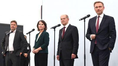 """""""Wer das Ampel-Papier liest, kommt zu dem Schluss: Die FDP hat die Wahl gewonnen"""""""