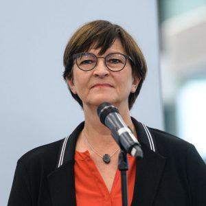 """SPD-Chefin will """"Bürgergeld"""" neu berechnen"""