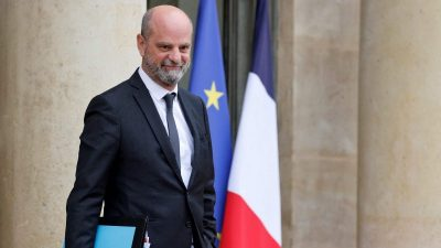 """Bildungsminister Blanquer kritisiert """"Woke-Kultur"""" aus den USA"""
