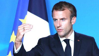 Macron wirbt auf EU-Gipfel für Atomenergie