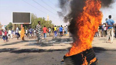 Militärputsch im Sudan: EU droht mit Entzug von Finanzhilfen