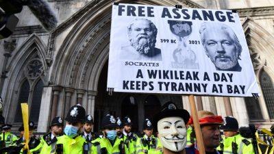 USA drängen auf Auslieferung von Wikileaks-Gründer Assange