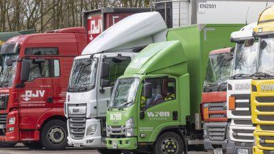 Warnung der Transportbranche: Weihnachten droht Lieferketten-Kollaps