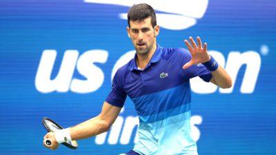 "Novak Djokovic: Impfstatus ist ""Privatangelegenheit"""