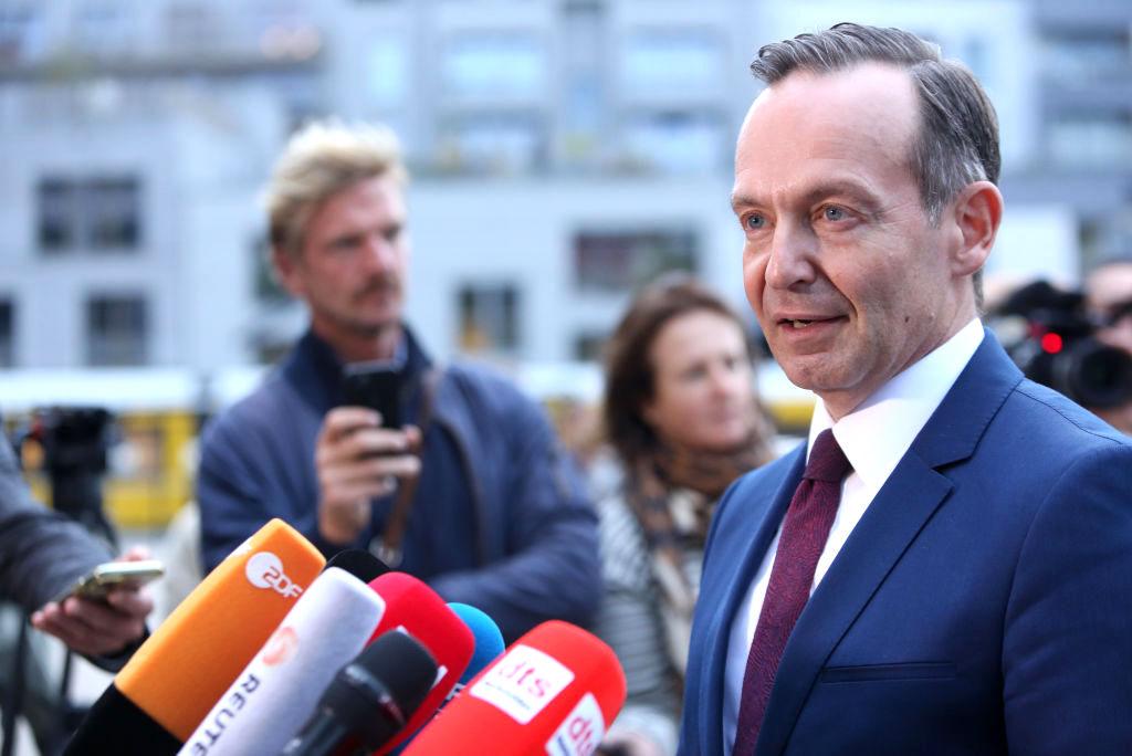 """Wenn Grüne und FDP verhaken, """"wäre es der sichere Weg in die Große Koalition"""""""