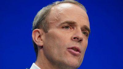 Justizminister will Einfluss von Menschenrechtsgericht  beschränken