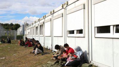Im Oktober bislang mehr als 3700 illegale Einreisen aus Belarus