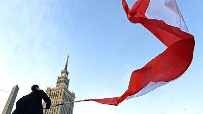 Solidarität mit Polens Wunsch nach Souveränität gegenüber EU