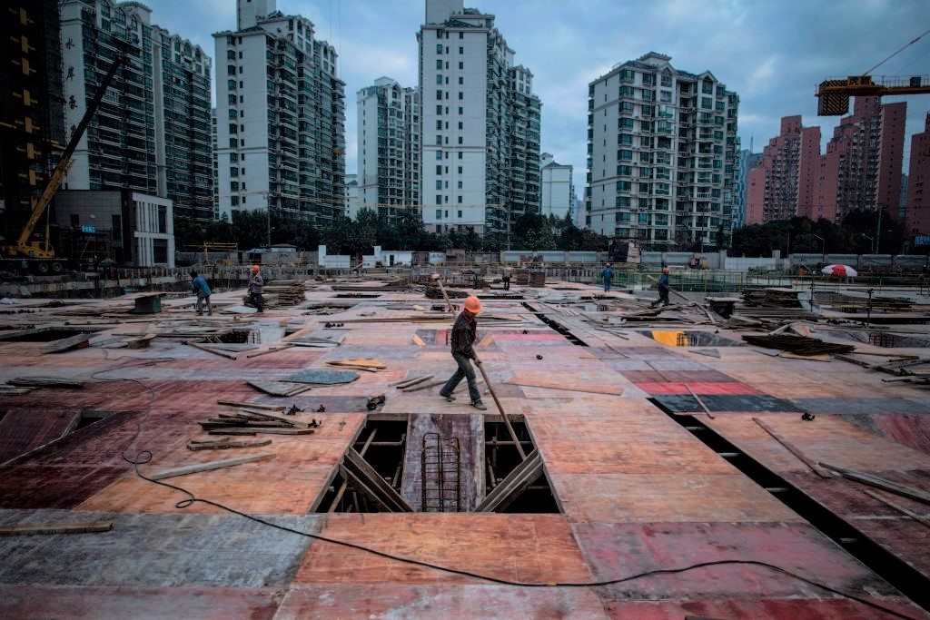 Weiterer chinesischer Immobilienentwickler in finanzieller Schieflage