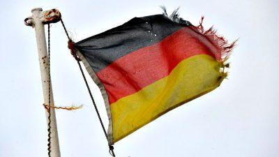 Zehn Punkte, die Deutschland in den Ruin treiben