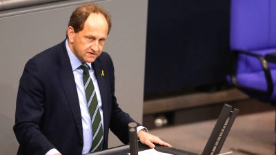 Lambsdorff: Es bedarf dringend besserer Koordinierung der Ministerien