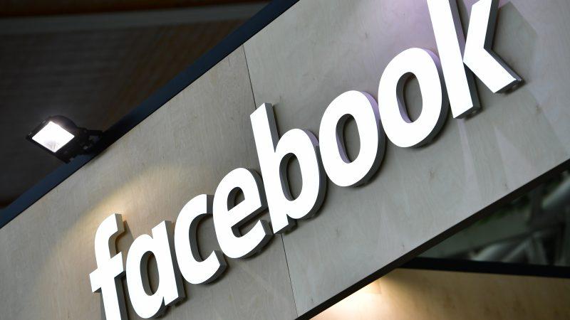 Facebook: Mehr als 4.000 Personen und Organisationen auf Schwarzer Liste
