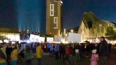 9. Oktober in Leipzig: Ein Wiedersehen nach 22 Jahren