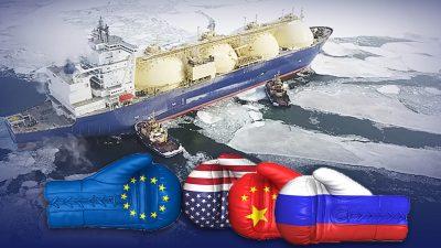 EU will Einfluss in der Arktis stärken