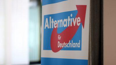 Bundestagspräsidium: AfD-Kandidat bezeichnet seine Wahl als Demokratie-Test
