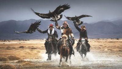 Mongolei: Die letzten Adlerhalter