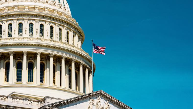 Der amerikanische Regierungsapparat wird immer größer