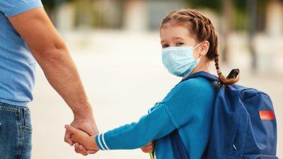 Familiengerichte können nicht über Maskenpflicht an Schulen entscheiden