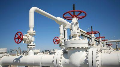 Netzentgelte für Gas steigen 2022 auf Allzeithoch
