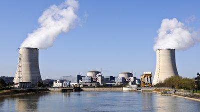 Atomkraft ist für Frankreich die billigste Lösung