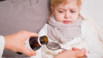 Kliniken füllen sich mit Kindern wegen Atemwegserkrankungen