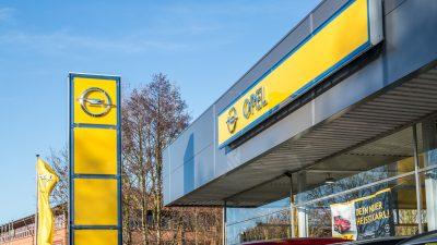 Länderchefs besorgt über weitere Entwicklung bei Opel