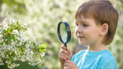 6 Tipps um wissbegierige Kinder zu erziehen
