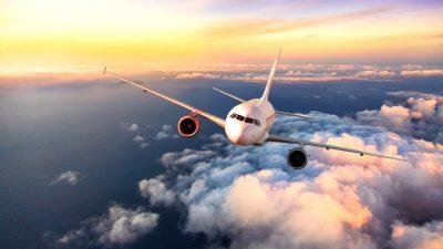 "Klimaneutrale Flugreisen? Mit Lebensmittelabfällen zu ""grünem Kerosin"""
