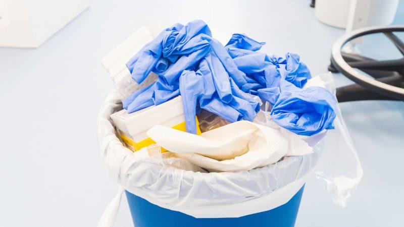 "Mediziner warnt vor ""Mülltsunami"" in Krankenhäusern"