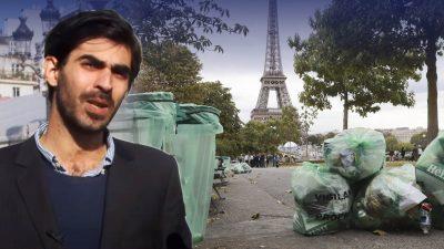 """Pariser wütend auf Bürgermeisterin wegen """"verwüsteter"""" Stadt"""