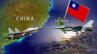 Wird China bald in Taiwan einmarschieren?