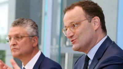 """Spahn und Wieler bereiten auf Herbst vor – Lauterbach warnt vor """"Freedom Day"""""""
