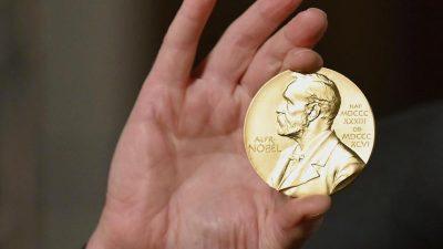 Chemie-Nobelpreis an Deutschen und US-Forscher