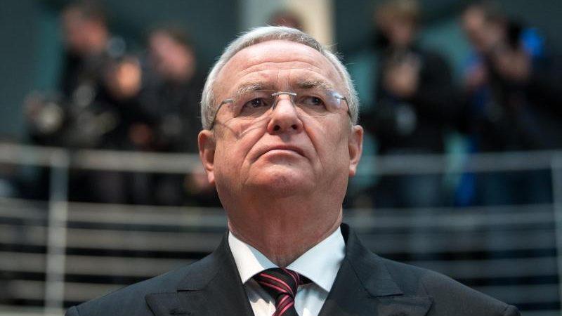Ex-Konzernchef Winterkorn bleibt abwesend