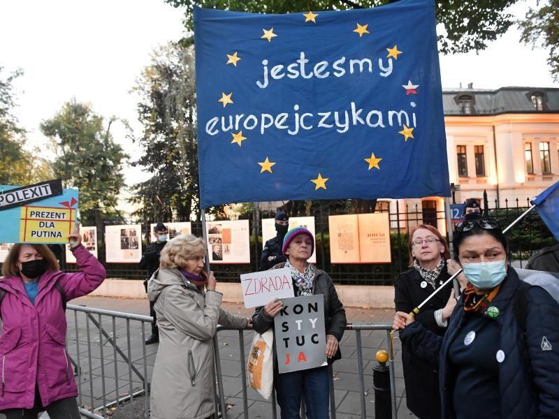 Nach Urteil zu EU-Recht – Kritik und Verständnis für Polen