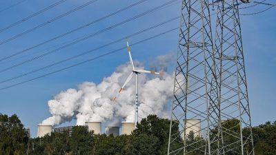 Klimaschutz nur mit massiven Investitionen möglich