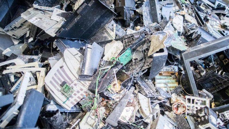 Elektroschrott-Höchststand: Konsequenzen gefordert