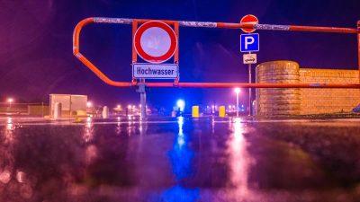 """Wetterdienst warnt: Sturm """"Ignatz"""" fegt über Deutschland"""