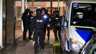 Drogenrazzien in NRW: Polizei hebt Marihuana-Ring aus