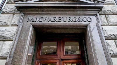 """""""Cum-Ex"""": Warburg Bank legt Verfassungsbeschwerde ein"""